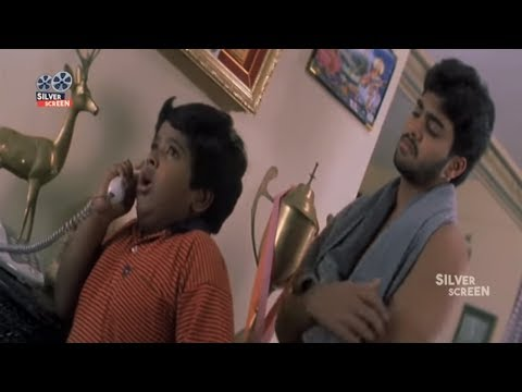 Master Bharath Comedy Punch Dialogues | Master Bharath Funny Comedy | Silver Screen Movies