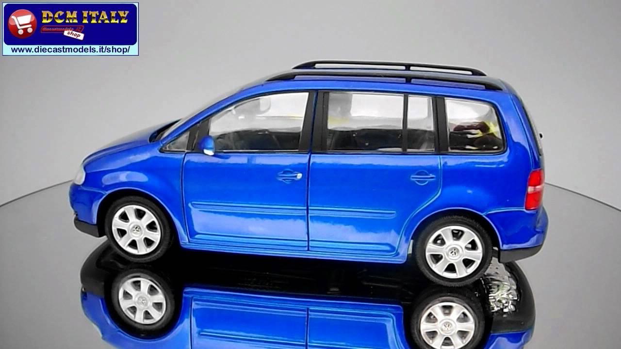 Volkswagen Touran Welly 1 24 Youtube