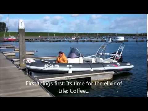 Silver Marine Phoenix 610 Expo RIB boat - Aecomarine