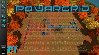 powargrid unity 5 browser turnbased strategy game e1 blobs