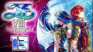 Ys VIII: Lacrimosa of DANA Walkthrough Part 13 (PS4, VITA) English - No Commentary