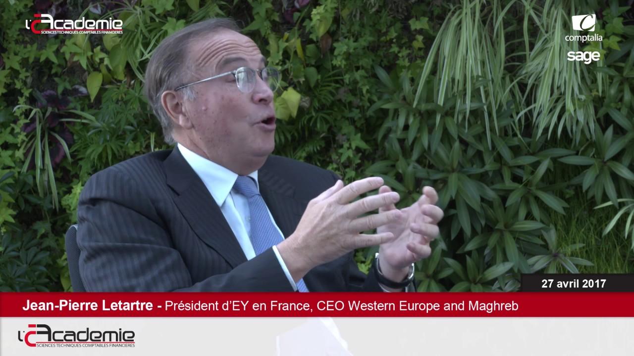 Les Entretiens de l'Académie : Jean-Pierre Letartre