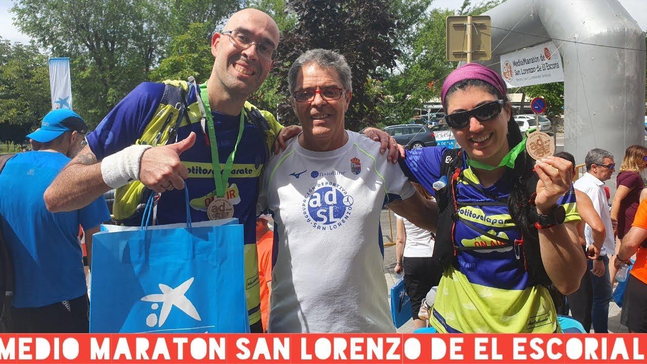 Download Medio maraton San Lorenzo de El Escorial 2019
