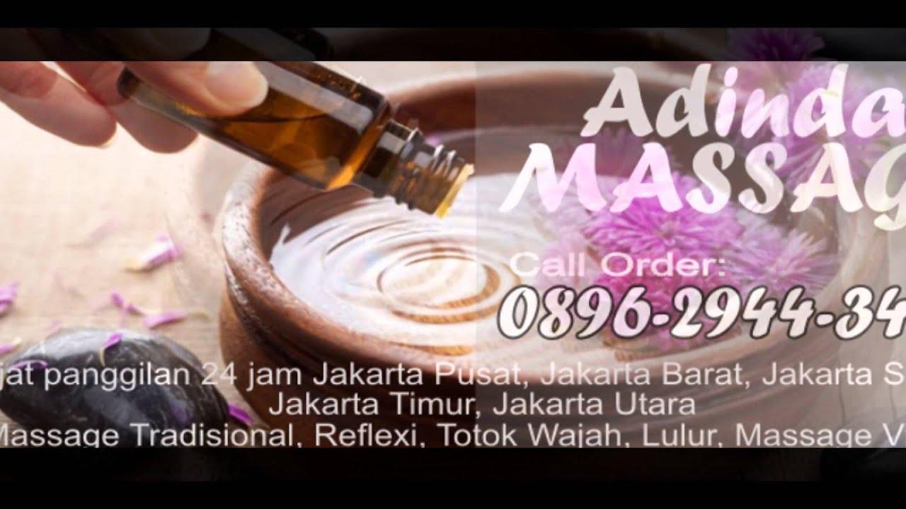 Adinda Massage - Panggilan Jakarta 24 jam