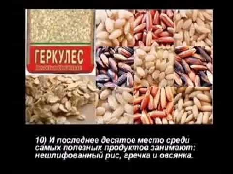 Полезные продукты для печени