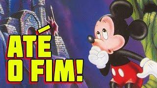 Castle of Illusion do Mega Drive Até o Fim!