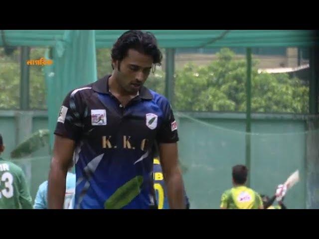 Nagorik    ফেরার লড়াইয়ে ক্রিকেটার শাহাদত হোসেন   Cricket News