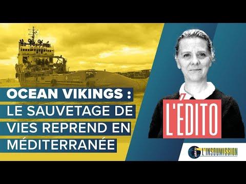Océan Vikings : le sauvetage de vies reprend en Méditerranée.