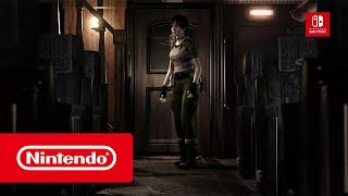Resident Evil 0 - Trailer Nintendo Switch