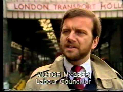 Islington Council Documentary, 15th April 1983