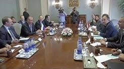 Russland und Ägypten rücken zusammen