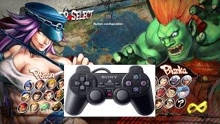 Instalar e jogar Ultra Street Fighter 4 com controle