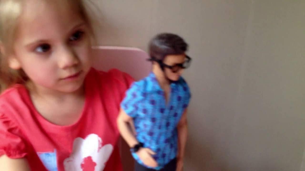 обзор куклы Кен из серии Барби и Команда шпионов / Ken ...