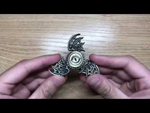 Game of Thrones Dragon Wings? New Fidget Hand Spinner Released