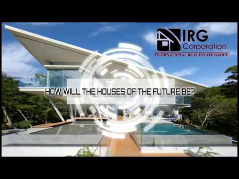 THE HOUSES OF THE FUTURE!