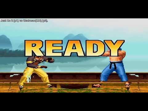 KOF98 Fightcade Replay - Just Do it (Bahrain) vs Chairman(MR) (Morocco)