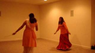 Dandiya Dance-Practice Video 1