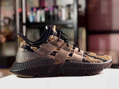 finest selection 96d39 36daa UNDEFEATED x ADIDAS PROPHERE Unboxing and Review