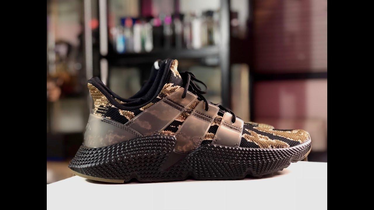 UNDEFEATED x ADIDAS PROPHERE Unboxing and Review - YouTube 7fc0827ff