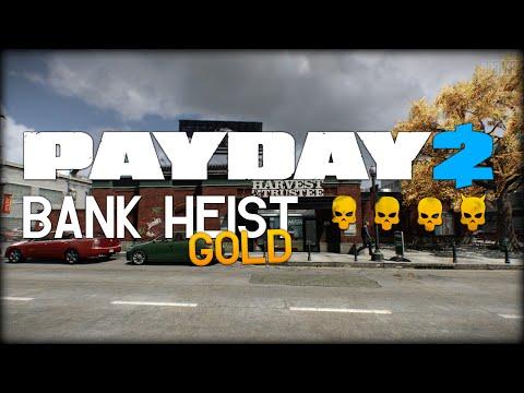 Payday 2: Bank