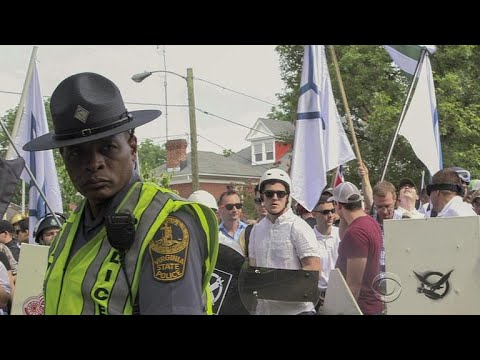 Report faults Charlottesville police and city officials for violence