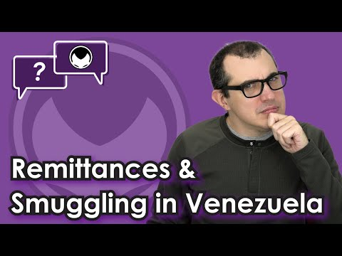 Bitcoin Q&A: Remittances & smuggling in Venezuela