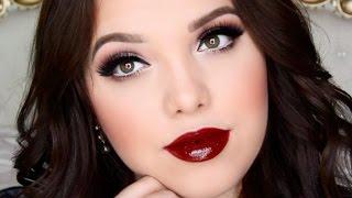 Fall Makeup Tutorial 2015