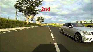 Civic SI vs Mercedes AMG