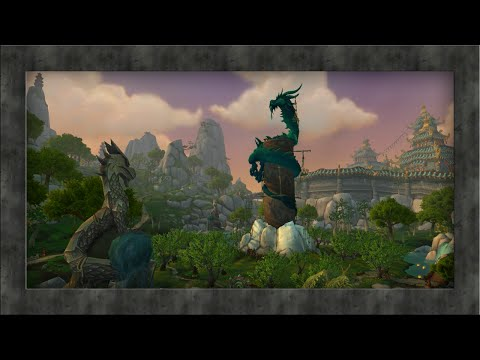 World of Warcraft: Mists of Pandaria Music: Jade Forest