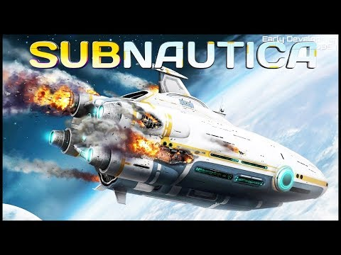 Exploring the CRASHED AURORA! - Subnautica Gameplay #8 (Subnautica Full Release Gameplay)