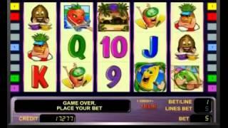 видео Игровой автомат Банановый взрыв