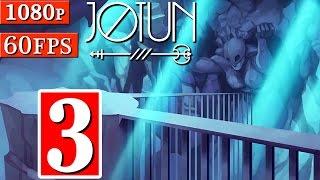 Jotun Gameplay Walkthrough - Part 3 Brokkr's Forge 1080p 60FPS