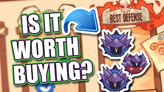 BUYING THE BEST DEFENCE | KING OF THIEVES