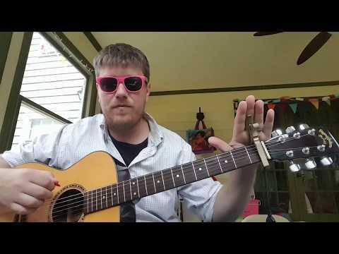 Sober - Cheat Codes, Nicky Romero // easy guitar tutorial
