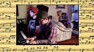 Jordan & Rich - Red Hot Chili Peppers - Californication (Piano & Vocal Cover)