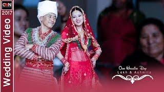 Cinematic Wedding Nepal | Lekh Weds Ashmita | A mero hajur 2