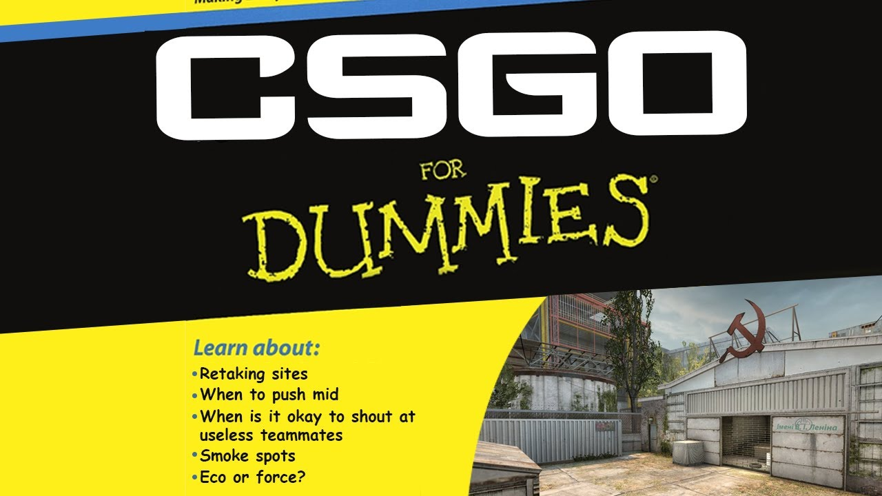CSGO for Dummies - Chapter 2: Cache - YouTube