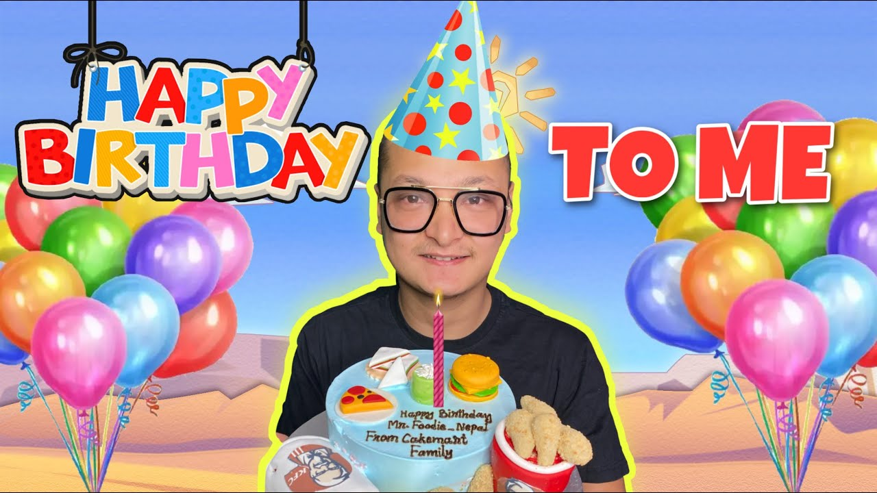 Download HAPPY BIRTHDAY TO ME || JOIN US NOW