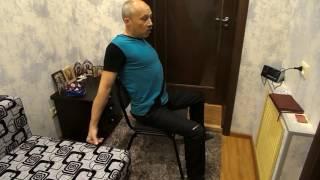Борщёв - упражнение для  улучшения самочувствия