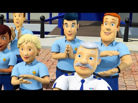Fireman Sam US NEW Episodes HD | Work in progress at the Fire Station | Compilation 🚒 🔥 Kids Movies
