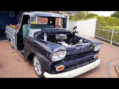 1958 Chevy Apache - Part 48 - It Drives