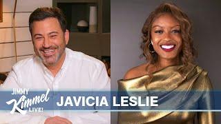 Javicia Leslie on Becoming Batwoman!