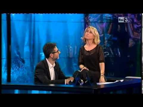 Luciana Littizzetto - La famiglia Anania a Sanremo 2015 - Che tempo che fa 15/02/2015