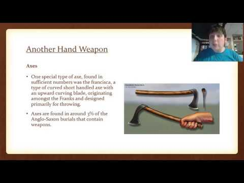 A Day in the Life: Armament in Anglo Saxon England