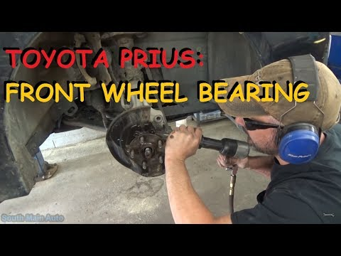 Toyota Prius - Front Wheel Bearing