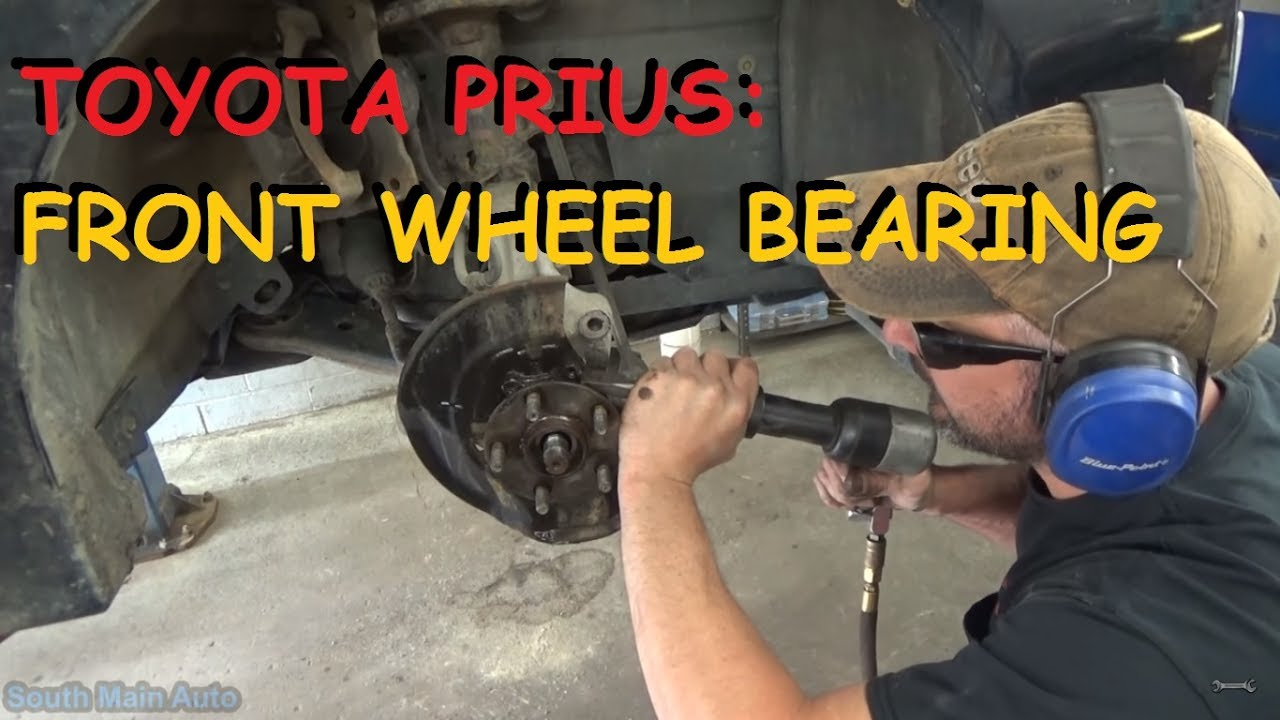 Toyota Prius Front Wheel Bearing Youtube. Toyota Prius Front Wheel Bearing. Toyota. Toyota Prius Front Wheel Hub Diagram At Scoala.co