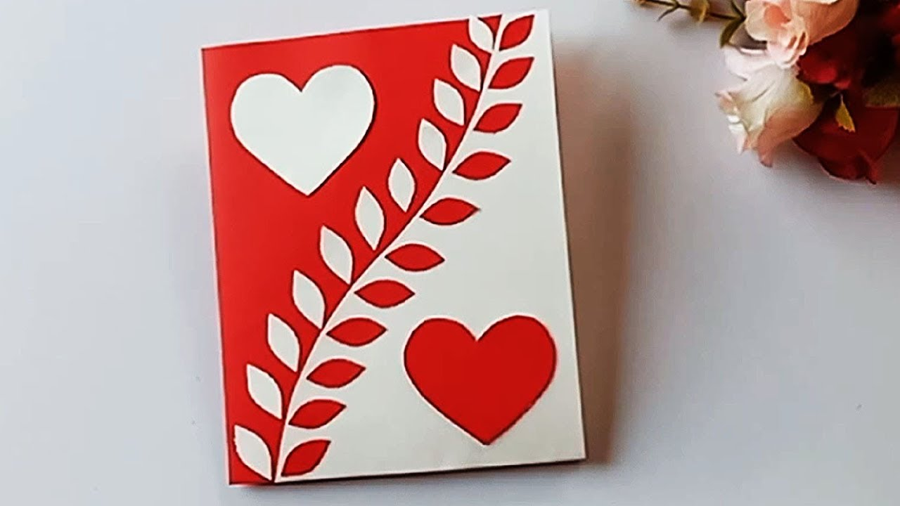 Handmade Mother S Day Card Mother S Day Pop Up Card Making Idea Youtube