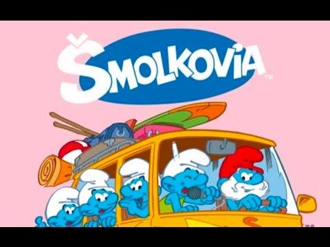 Šmolkovia - My sme Šmolkovia ( music )