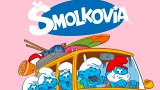 Šmolkovia - My sme Šmolkovia (official music video)
