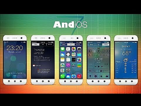 2017 How to make OPPO PHONE just like iOS 10 (iOS 11 + ios i launcher)